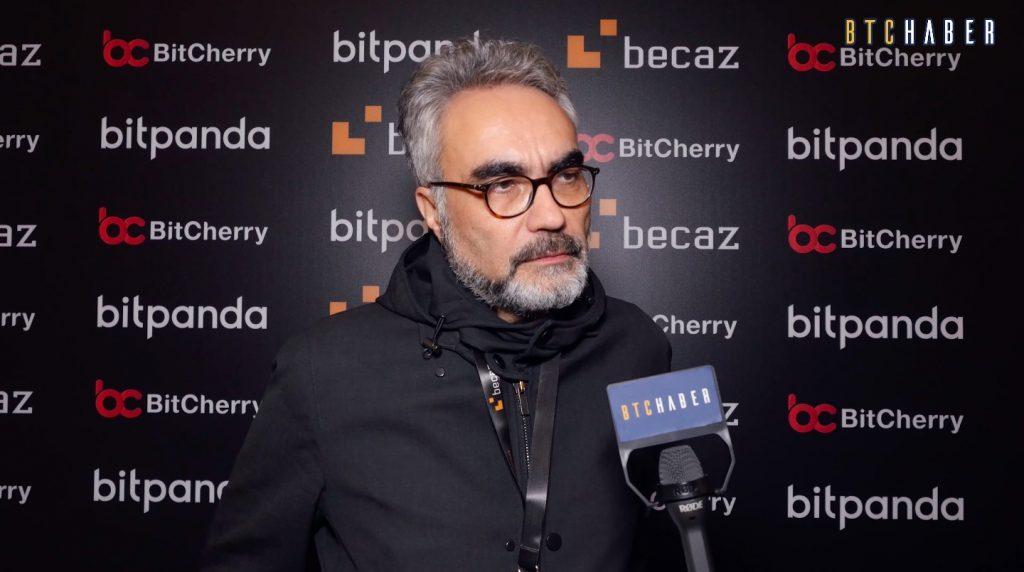 Blockchain Economy 2020 Konferansı Cemil Şinasi Türün Röportajı BTCHaber
