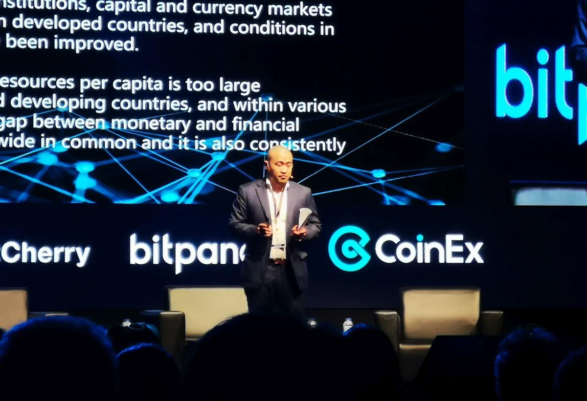 blockchain economy konferansi basladi