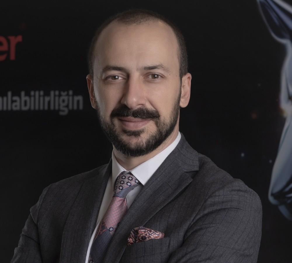 Bitdefender Türkiye Genel Müdürü Barbaros Akkoyunlu