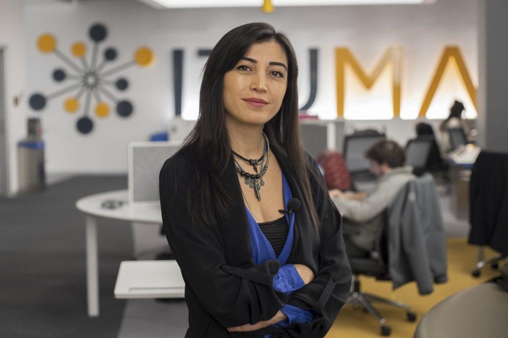 istanbul blockchain women roportajlari aysegul sensoy