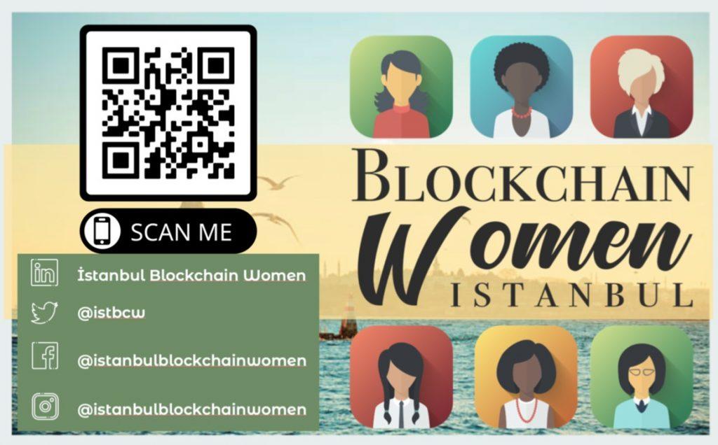istanbul blockchain women web seminerleri devam ediyor