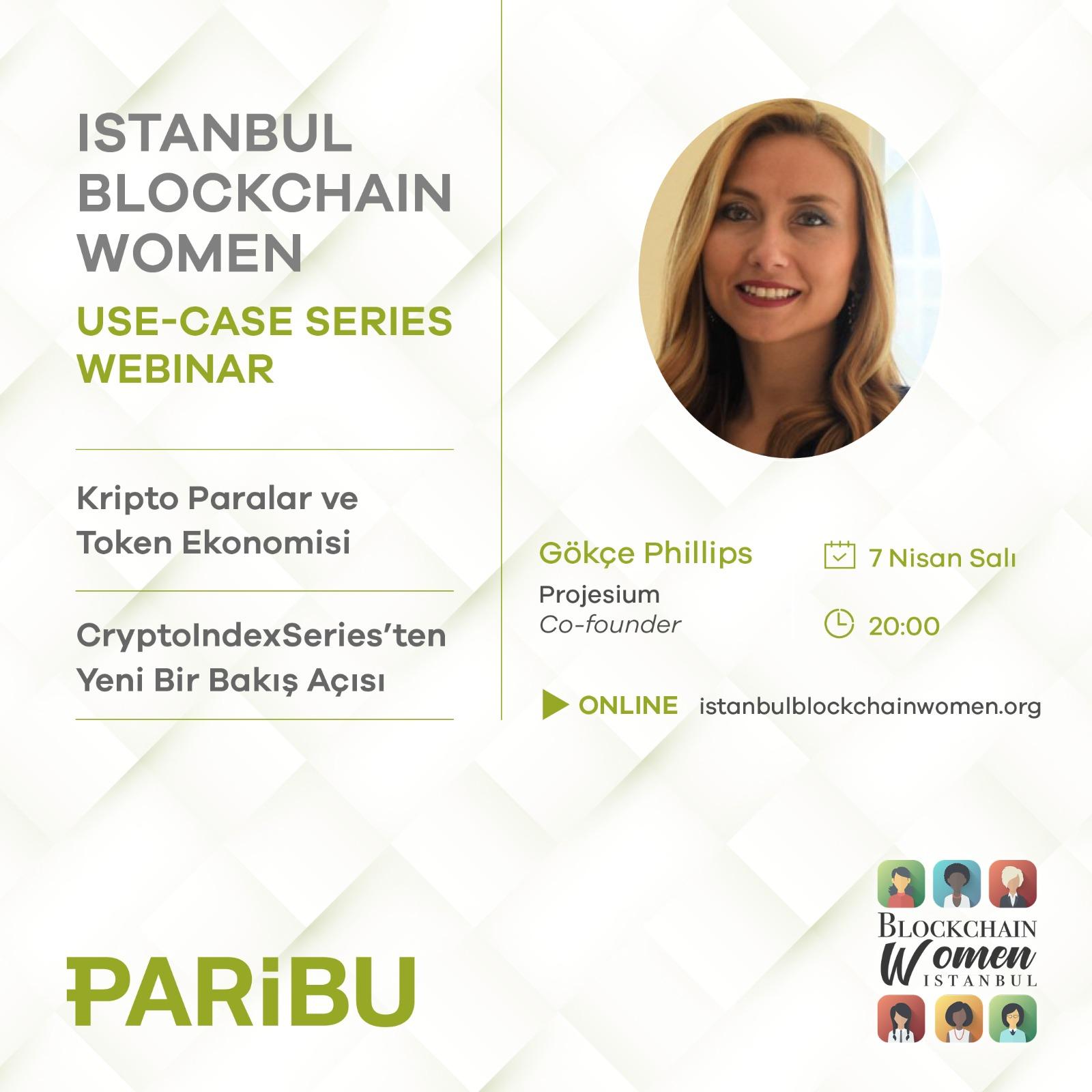 Blockchain Use-Case Series with Paribu