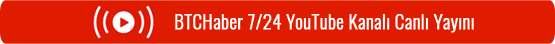 BTCHaber YouTube Canlı Yayın