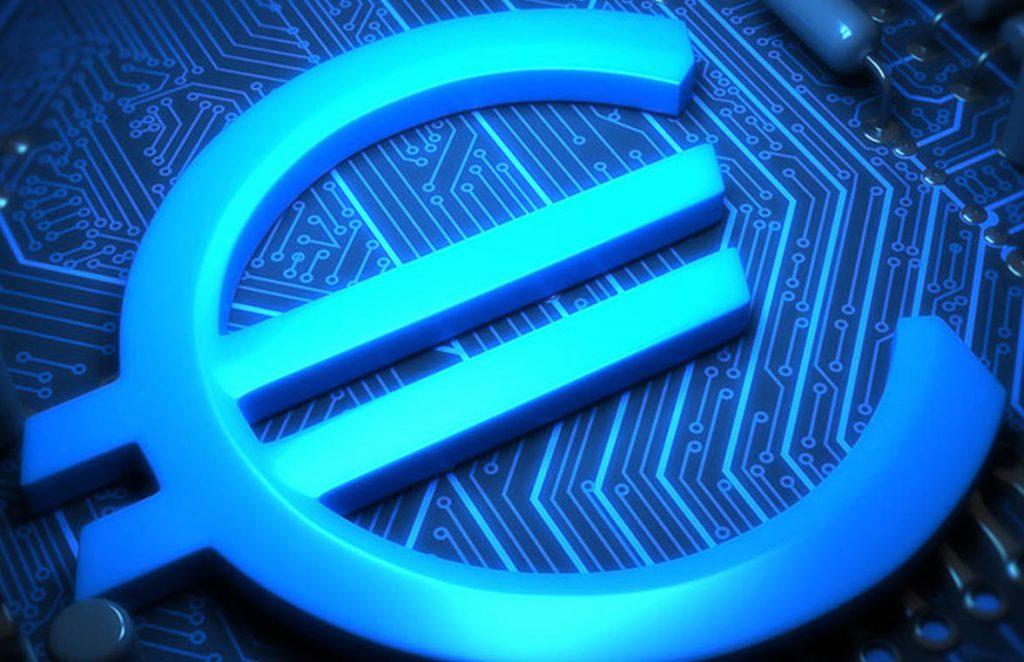 Avrupanin Halihazirda Dijital Bir Eurosu Var mi