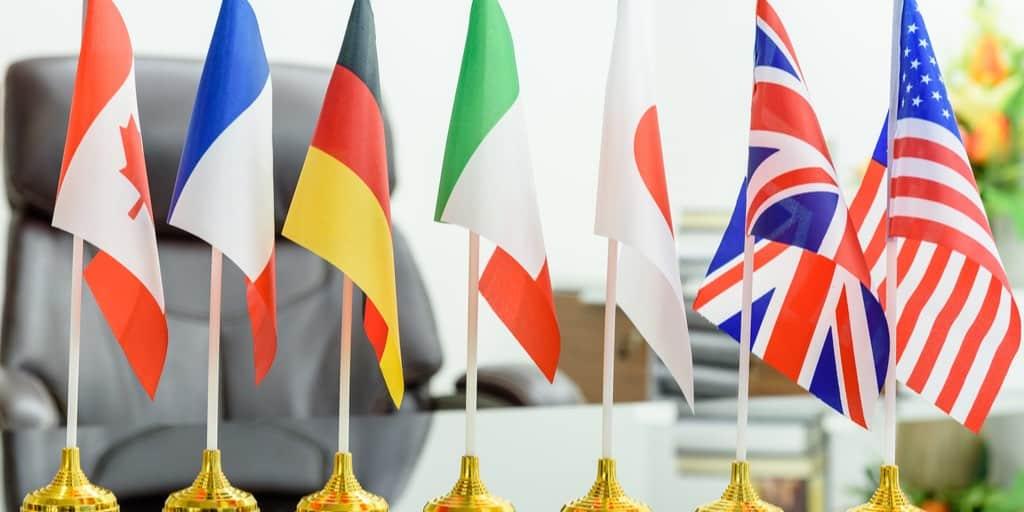 G7 Ulkeleri Kripto Paralarin Siber Saldirilarda Fidye Olarak Istenmesinden Rahatsiz 1