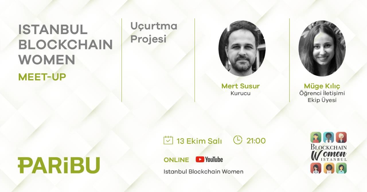 Istanbul Blockchain Womendan Ucurtma Projesi Isbirligi ile Iki Ogrenciye Destek 1