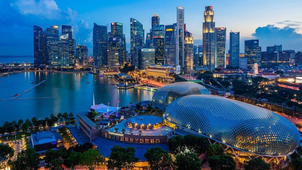 Singapurun En Buyuk Bankasi Kendi Kripto Para Borsasini Baslatti
