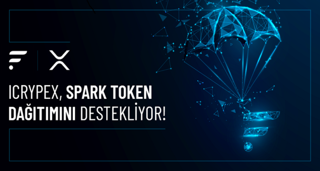 Icrypex XRP Spark Token