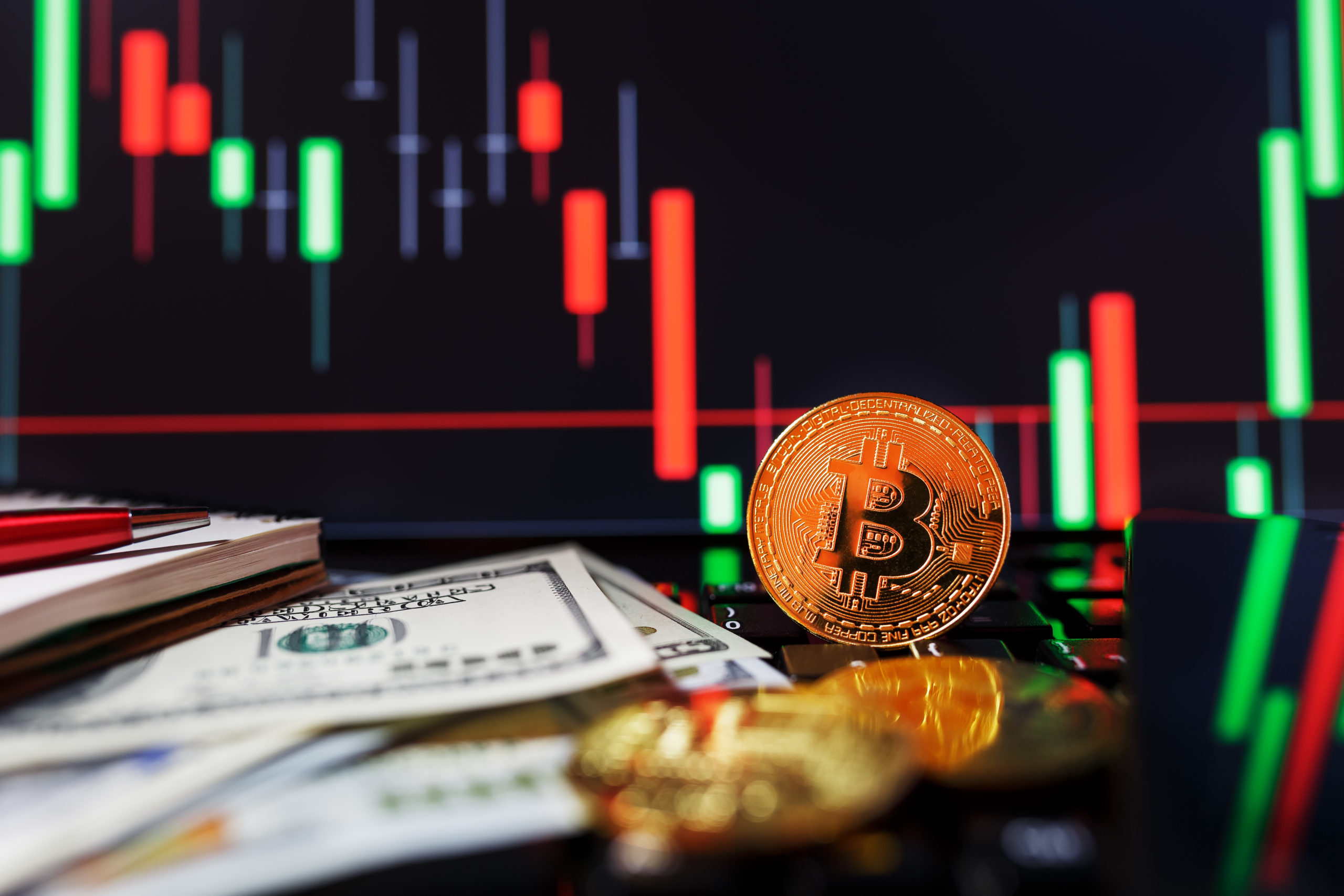 bitcoinin dolar bazinda teknik analizi 11 ocak 2021