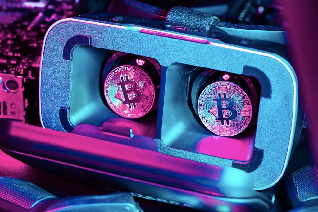 bitcoin virtual reality device vr1