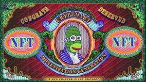 Cryptoart Monetization Generation