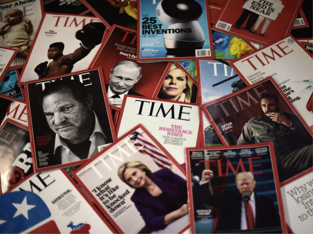 time dergisi kripto para ile odeme kabul etmeye basladigini duyurdu