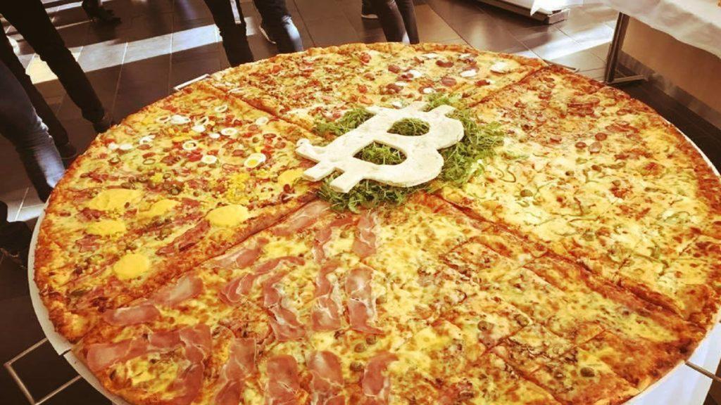 bitcoin pizza day btc 1