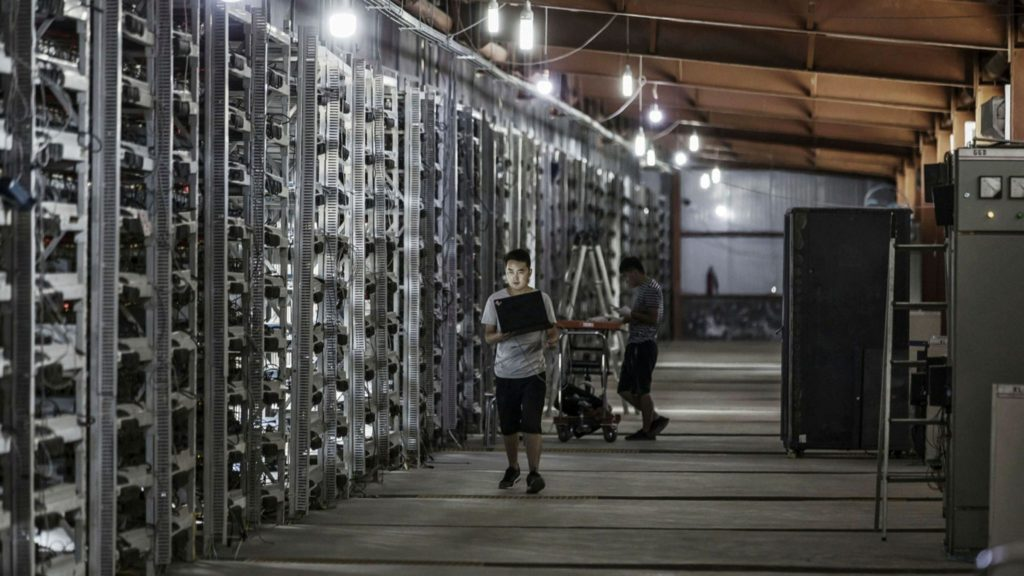 teknoloji sirketi powerbridge technologies 5 600 adet madencilik cihazi aldi