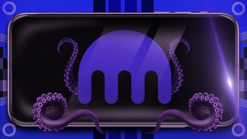 kraken blockchain nft