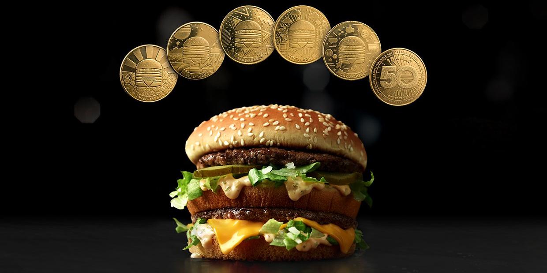 raw mcdonalds big macin 50 yilini big mac coin ile kutluyor 770100155