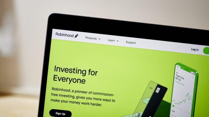 robinhood kripto para cuzdani uzerinde calisiyor