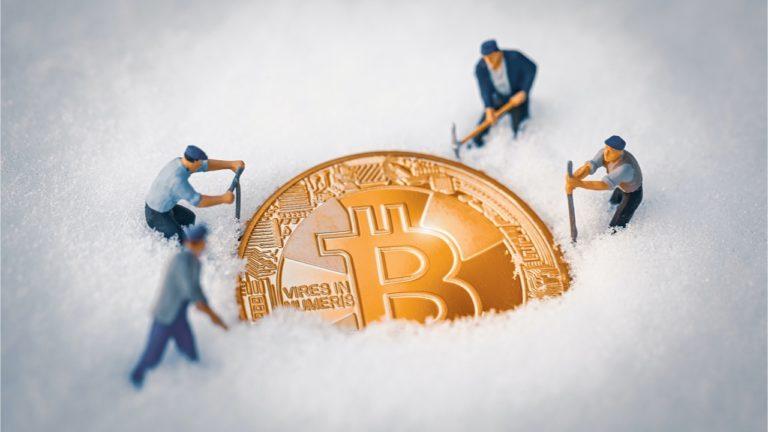 bitcoin madencilik zorlugu yeniden yukseldi