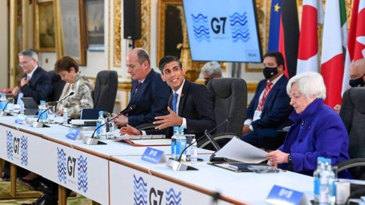 g7 ulkeleri cbdc icin yol gosterici ilkeleri belirleyecek