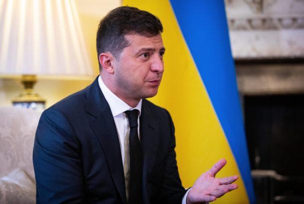 ukrayna devlet baskani kripto tasarisini reddetti degisiklik onerdi